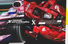 Formula 1 Fanwear Graphics